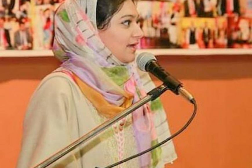 Stabbed 23 times in broad daylight last year, Khadija Siddiqi is now inspiring young girls to speak up