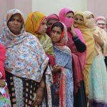 Women defied decades of tradition to vote in Pakistan election